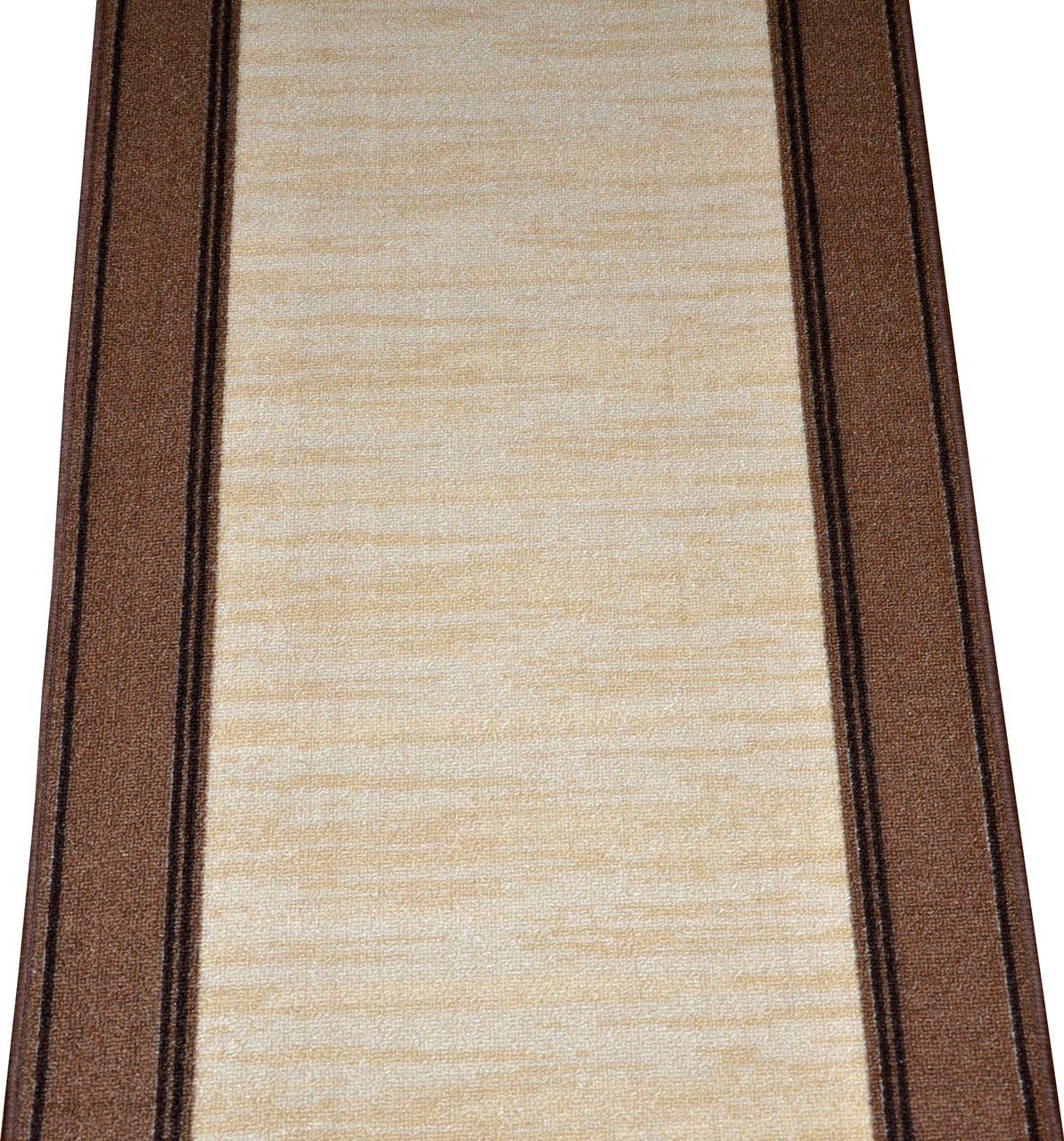 Dean Washable Carpet Rug Runner By The Foot Beige