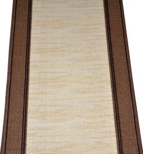 Dean Washable Carpet Rug Runner Jazzy Terra Cotta