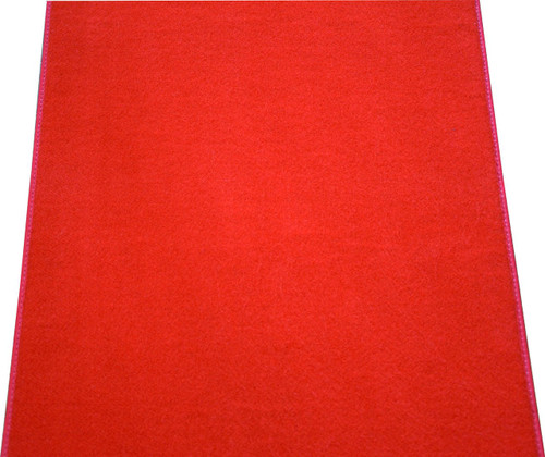 Dean Red Carpet Runner Indoor Outdoor Rug 2 X 6