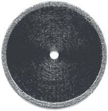 "1"" X 1/16"" X 1/4"" Bore Continuous Rim Diamond Saw Blade"