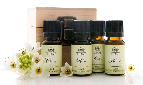 Lhami essential oils