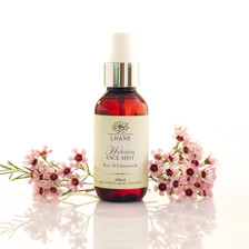 Rose & Chamomile Hydrating Mist 100ml PET bottle
