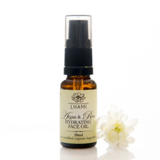 Argan & Rose Hydrating Face Oil 20ml