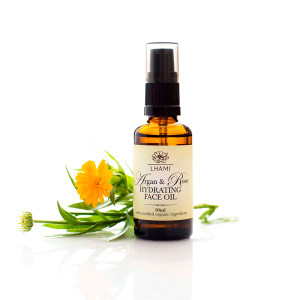Argan & Rose Hydrating Face Oil 50ml