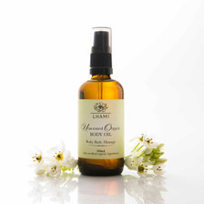Unscented Body Oil 100ml