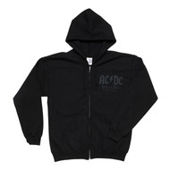 Rock or Bust Zip Up Hoodie