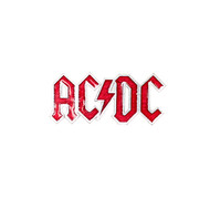 ACDC Classic Logo Pin