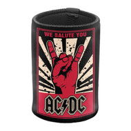 AC/DC We Solute You Stubby Holder