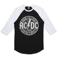 Rock'n'Roll '75 Raglan