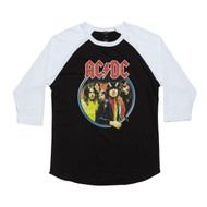 Highway to Hell Unisex Raglan
