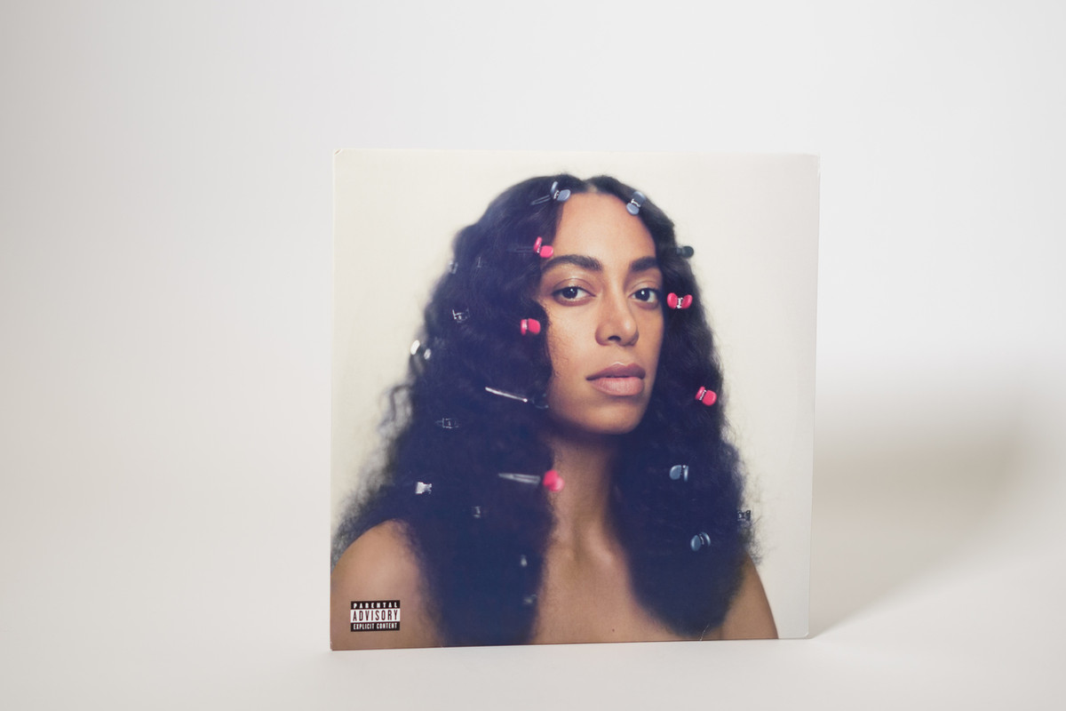 Solange - 'A Seat at the Table' Vinyl