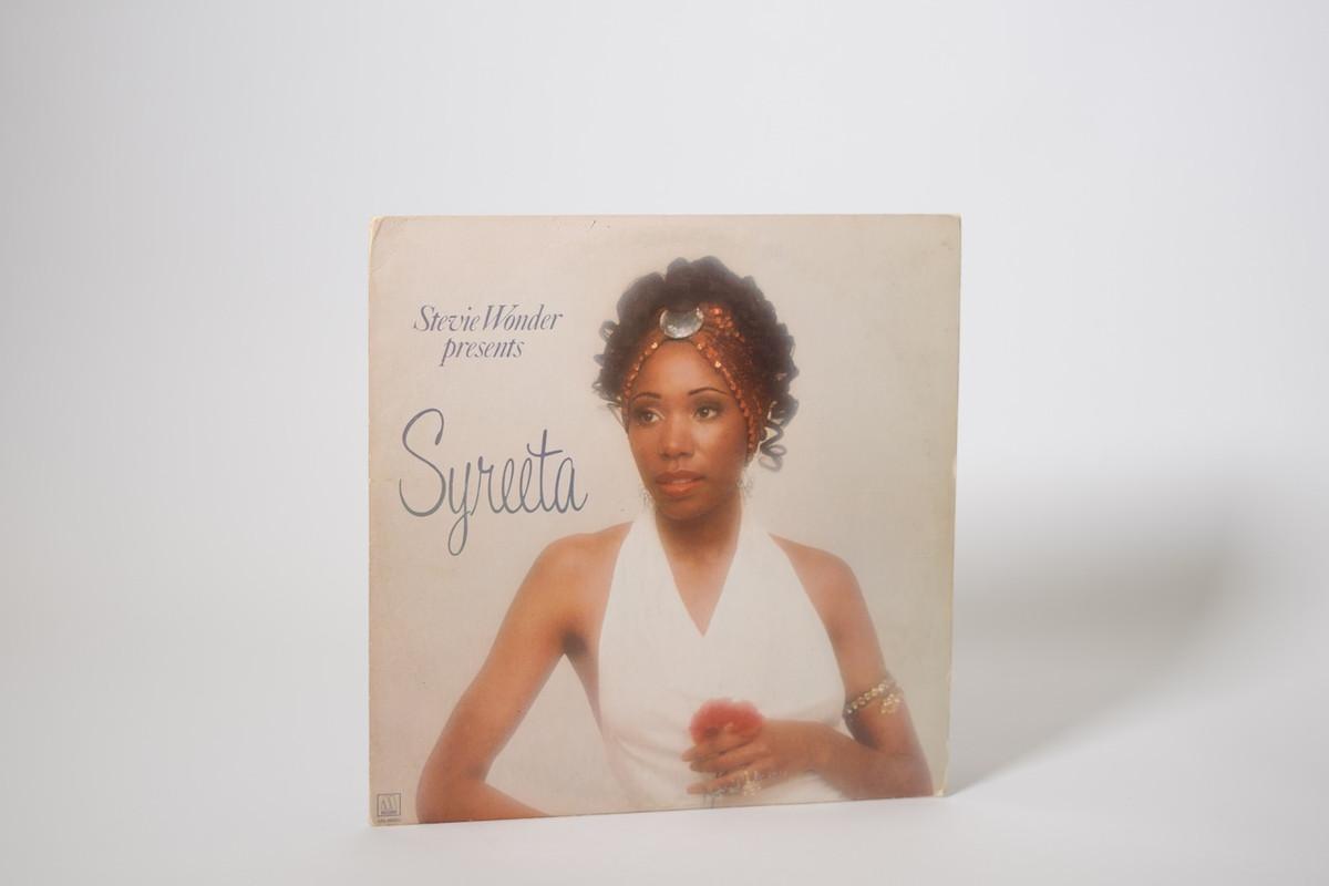 Syreeta Wright - 'Stevie Wonder Presents: Syreeta' Vinyl (Used)