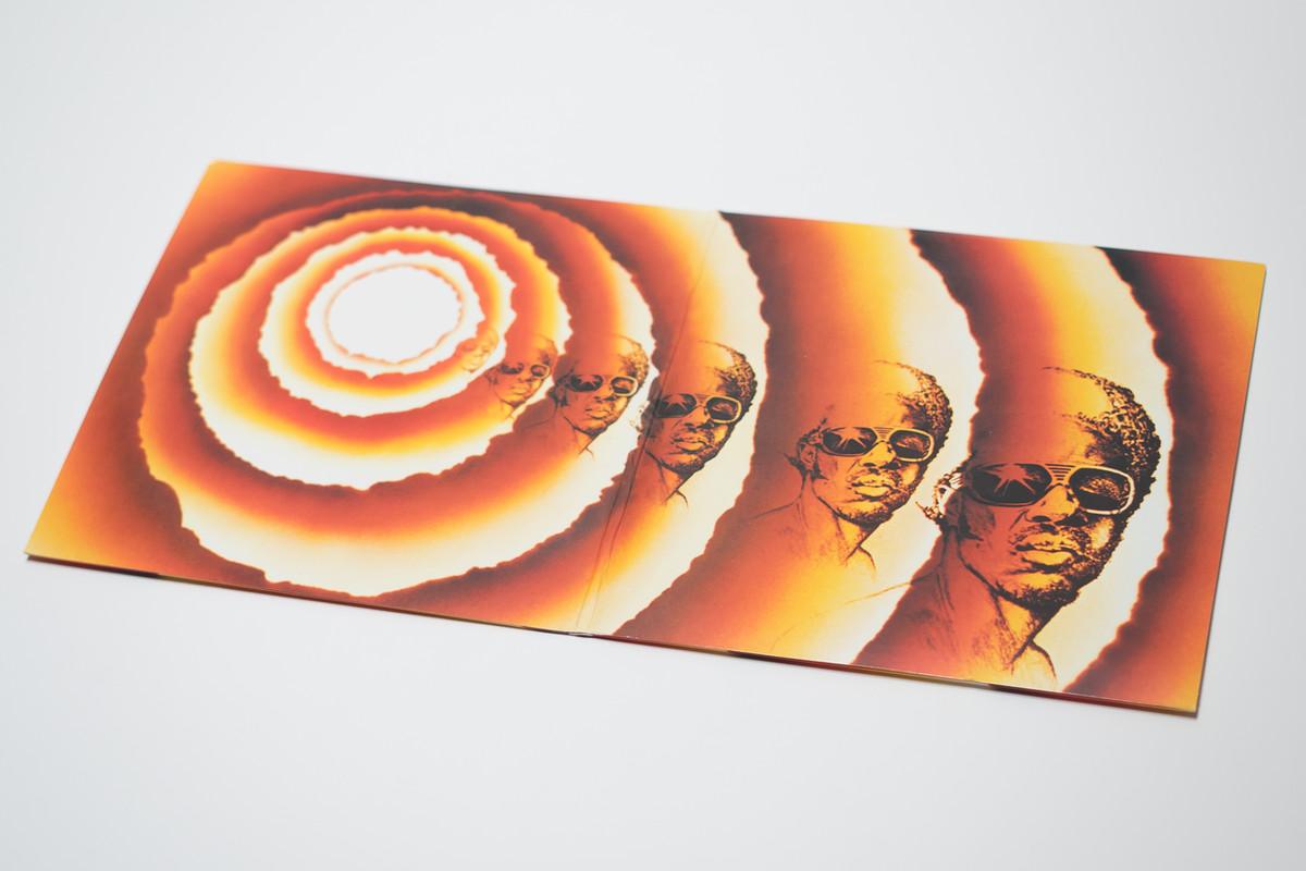 Stevie Wonder - 'Songs in the Key of Life' Vinyl
