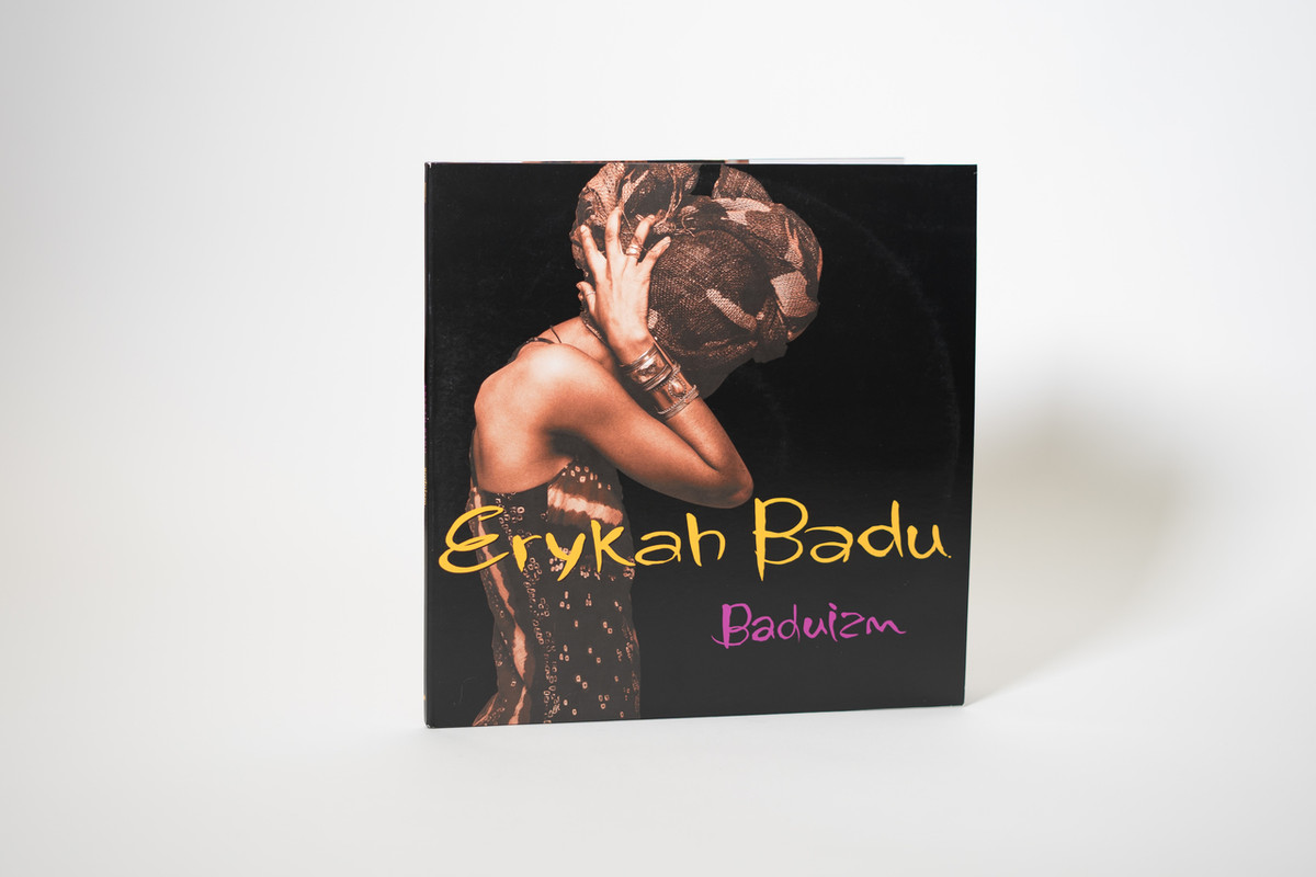 Erykah Badu - 'Baduizm' Vinyl (SOLD OUT)