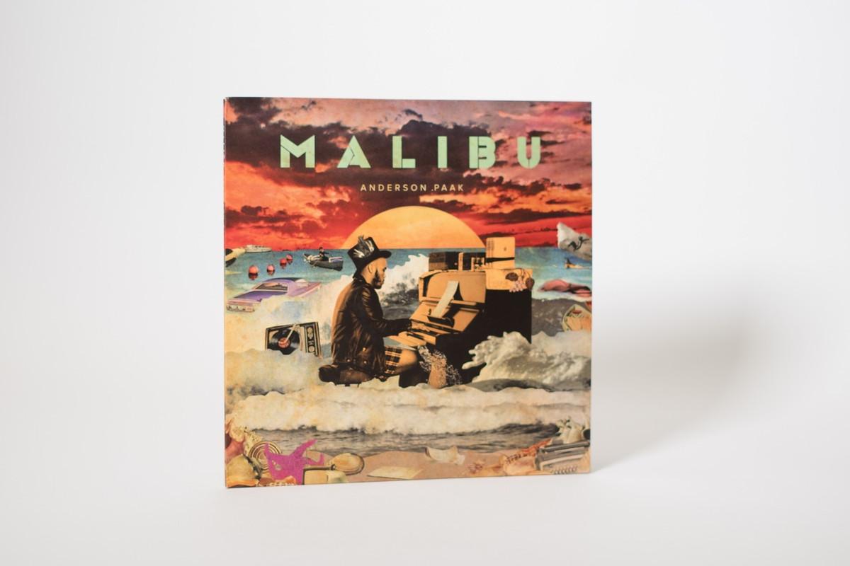 Anderson .Paak - 'Malibu' Vinyl