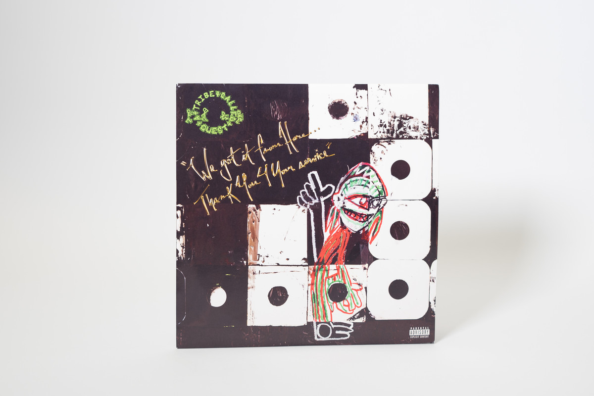 A Tribe Called Quest - 'We Got It from Here... Thank You 4 Your Service' Vinyl