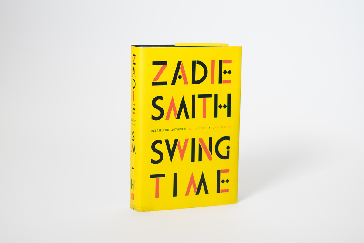 Zadie Smith - 'Swing Time' (SOLD OUT)