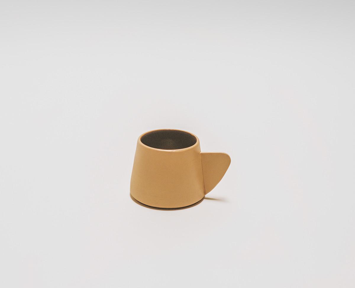 Saint Heron Ceramic Mug - Butterscotch