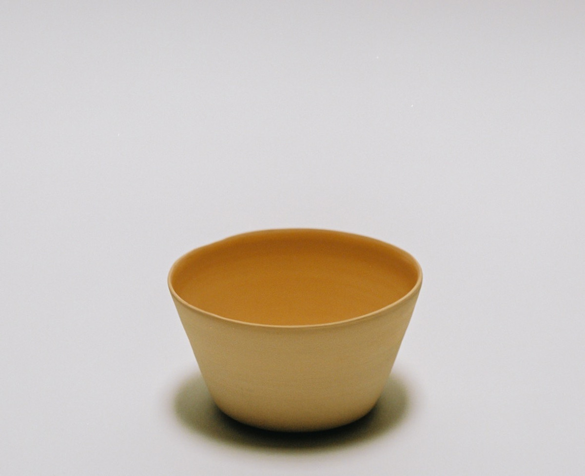 Saint Heron Ceramic Bowl - Butterscotch
