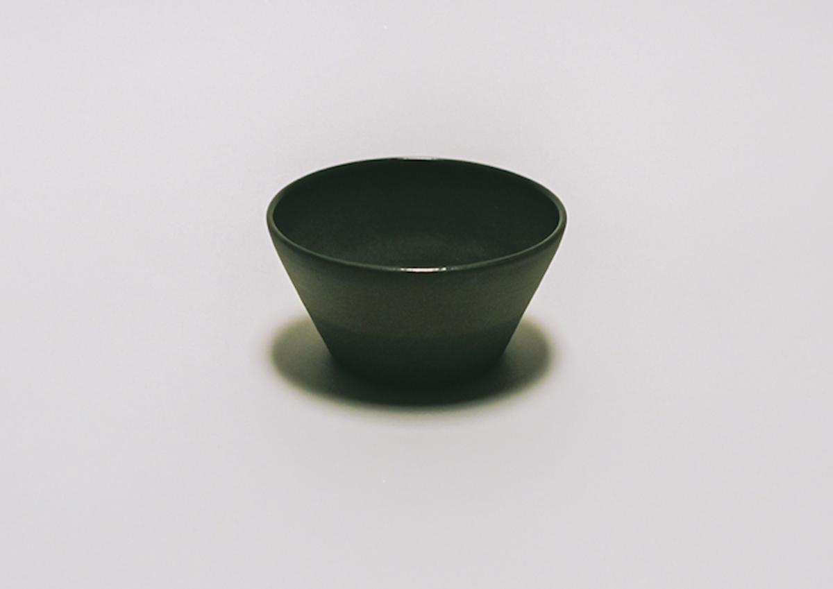 Saint Heron Ceramic Bowl - Black
