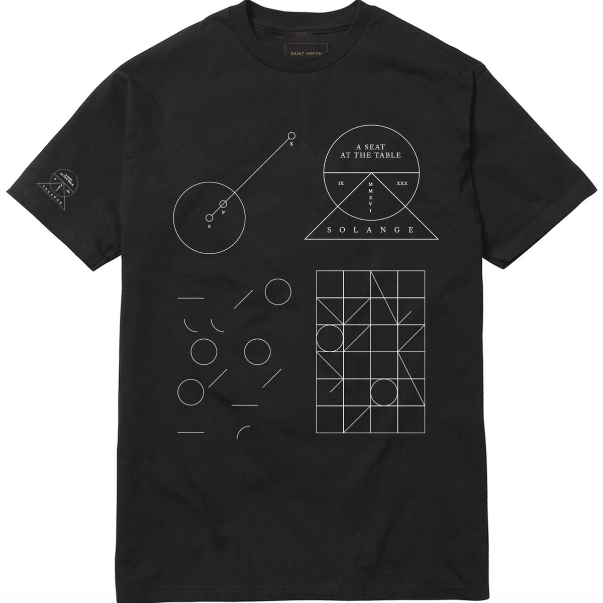 Orion's Rise Short Sleeve Tee - Black