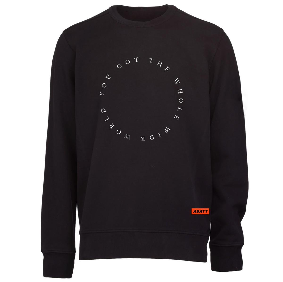 Got The Whole Wide World Crewneck Sweatshirt