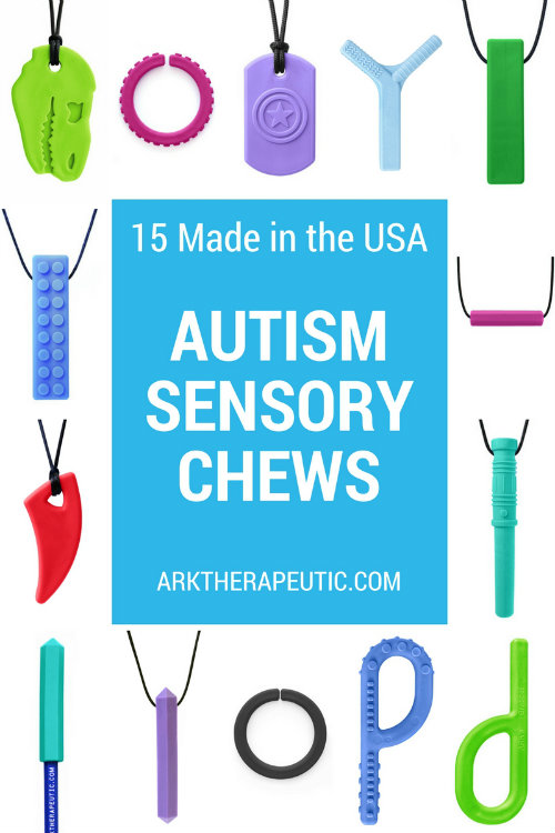 Autism Chew Toys : Made in the usa autism chew toys ark therapeutic
