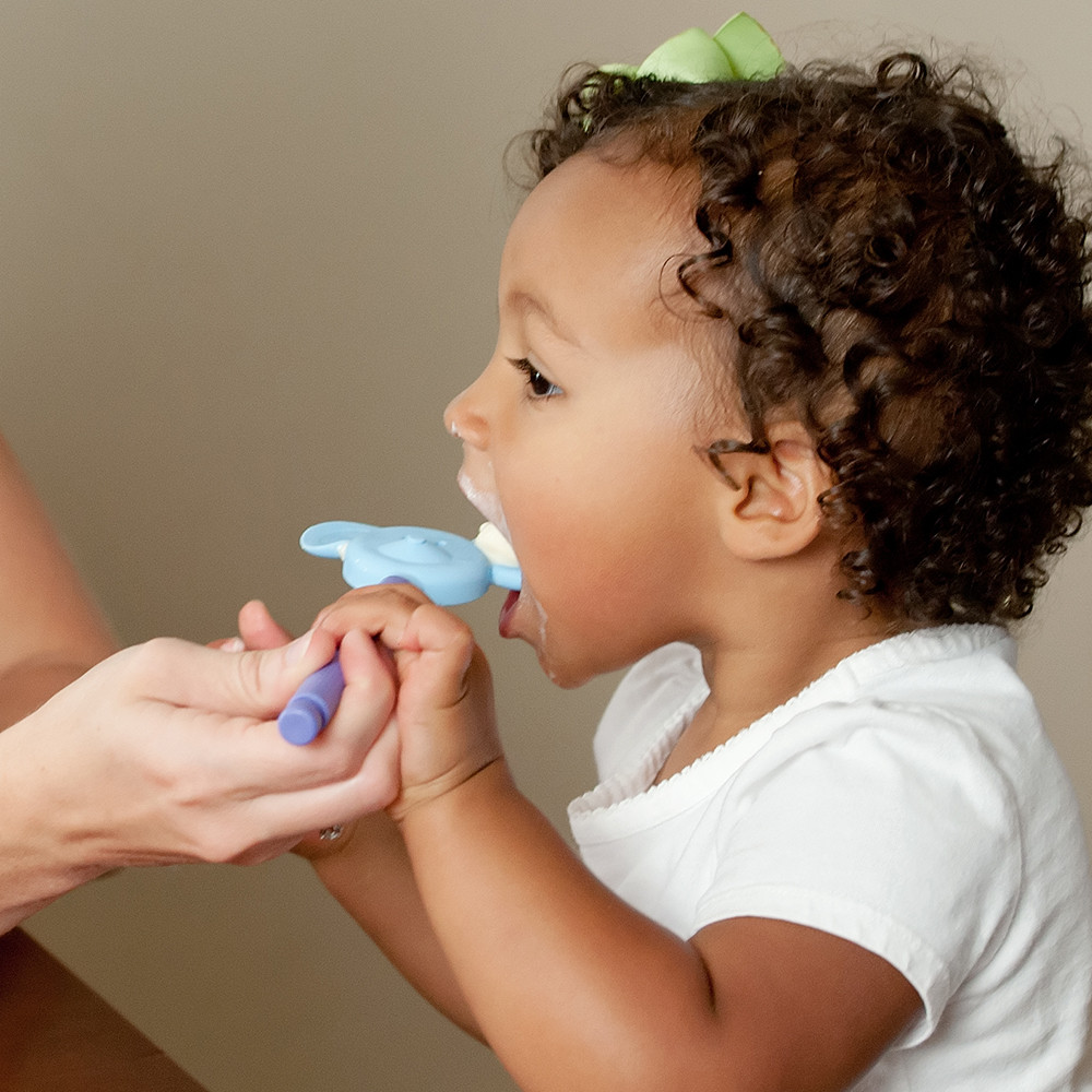 """The perfect """"pet"""" companion for feeding / oral motor therapy"""