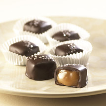 12 Piece Dark Sea Salt Caramel