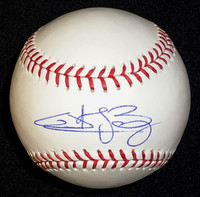 Quintin Berry Autographed Baseball - Official Major League Ball