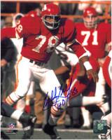 Bobby Bell Autographed Kansas City Chiefs 8x10 Photo #1