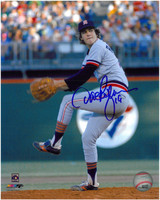 Dave Rozema Autographed Detroit Tigers 8x10 Photo #3