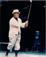 Gene Sarazen Autographed 8x10 Photo
