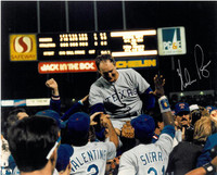 Nolan Ryan Autographed Texas Rangers 8x10 Photo
