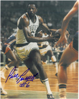 Bill Russell Autographed Boston Celtics 8x10 Photo