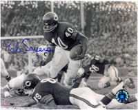 Gale Sayers Autographed Chicago Bears 8x10 Photo