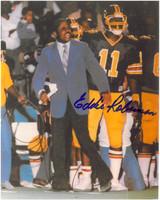 Eddie Robinson Autographed Grambling 8x10 Photo