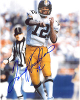 Terry Bradshaw Autographed Pittsburgh Steelers 8x10 Photo
