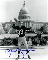 Sammy Baugh Autographed Washington Redskins 8x10 Photo