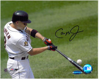 Cal Ripken Autographed Baltimore Orioles 8x10 Photo #1