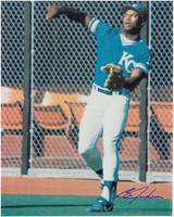 Bo Jackson Autographed KC Royals 8x10 Photo