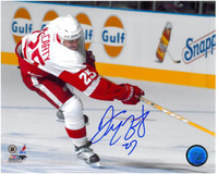 Darren McCarty Autographed 8x10 Photo #2 - Action