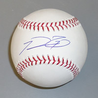 Prince Fielder Autographed Baseball - Official Major League Ball