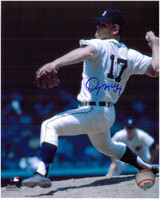 Denny McLain Autographed Detroit Tigers 8x10 Photo #6