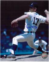 Denny McLain Autographed Detroit Tigers 8x10 Photo #6