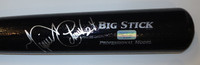 Miguel Cabrera Autographed Big Stick Bat (Black)