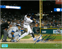Miguel Cabrera Autographed Detroit Tigers 8x10 Photo #3 - 8/17/2013 Walk Off Homerun