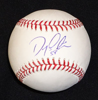 Doug Fister Autographed Baseball - Official Major League Ball
