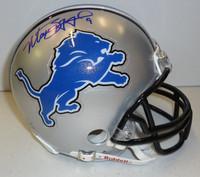Matthew Stafford Autographed Detroit Lions Mini Helmet (2009-2016)