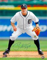 Brandon Inge Autographed Detroit Tigers 16x20 Photo #2